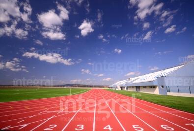 Спортивные площадки для занятий легкой атлетикой