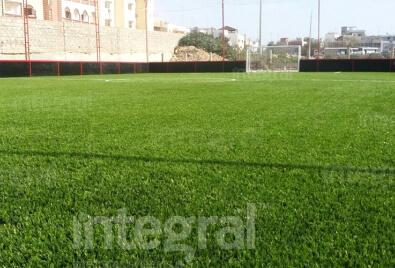 Модульное футбольное поле