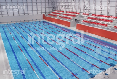 Олимпийский крытый бассейн