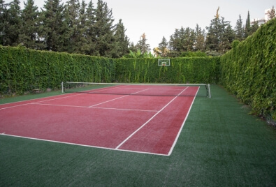 Искусственные покрытия для теннисных кортов