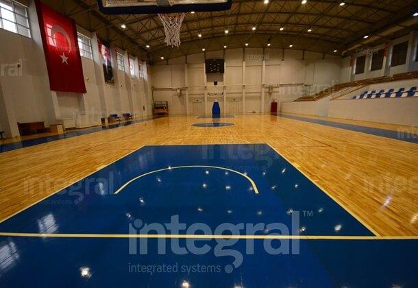 Строительство крытых спортивных залов